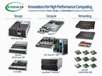 Supermicro showcases industry-leading HPC solutions at ISC 2016.
