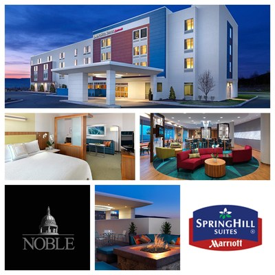Noble Investment Group today announced the acquisition of the SpringHill Suites Houston Northwest. Located within the Chasewood Technology Park, just steps from the Hewlett Packard Campuses and Lone Star College - University Park, the newly built property is the second Houston-area hotel in Noble's portfolio.