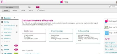 Deutsche Telekom's Award-Winning, Jive-Powered Intranet Surpasses 100,000 Users