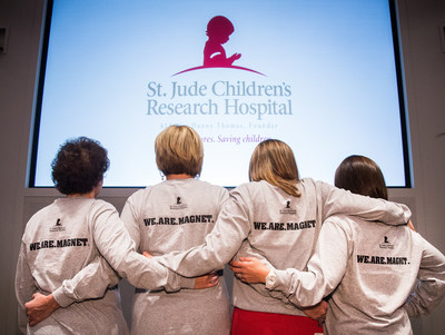 St. Jude Children's Research Hospital Receives Magnet Recognition