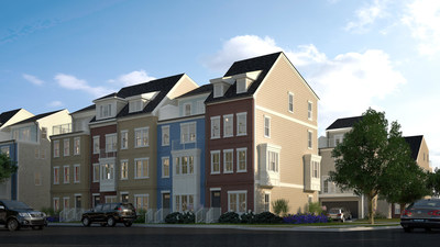The new townhomes at Glenmont MetroCentre offer modern design with a garage, four finished levels and a private terrace, just steps from Glenmont Metro Station. Join us Saturday, October 22 from 11am-4pm in Silver Spring, MD for our Grand Opening event.