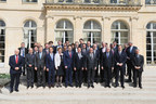 Mr. Bernard Rzepka, President and Chief Executive Officer of A. Schulman, with French Strategic Attractiveness Council.