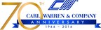 Carl Warren & Company Named to  Inc. 5000 List of America's Fastest-Growing Private Companies (PRNewsFoto/Carl Warren & Company)