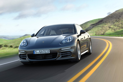 2014 Porsche Panamera Model Line Debuts in U.S. Market