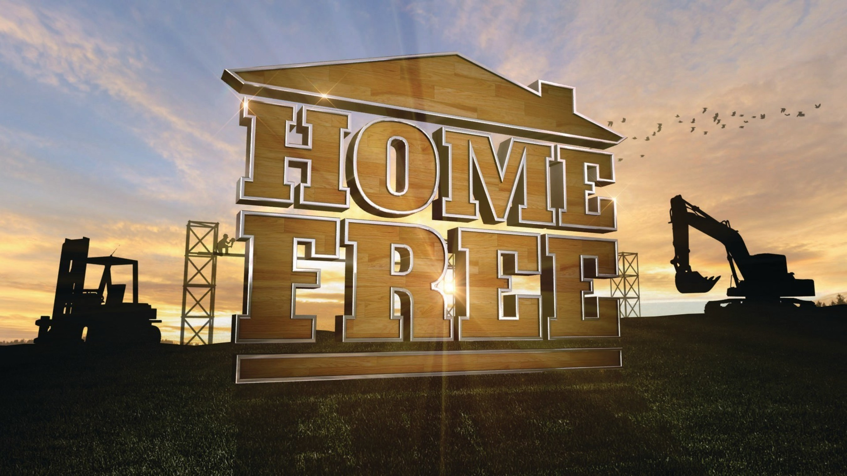 HOME FREE, A New Fox Reality Unscripted Series Hosted By Mike Holmes And Featuring Waypoint Living Spaces', Premieres July 22 (9:00-10:00 pm ET/PT) On Fox