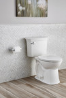 New ActiClean Toilet from American Standard Stays Sparkling Clean with the Press of a Button
