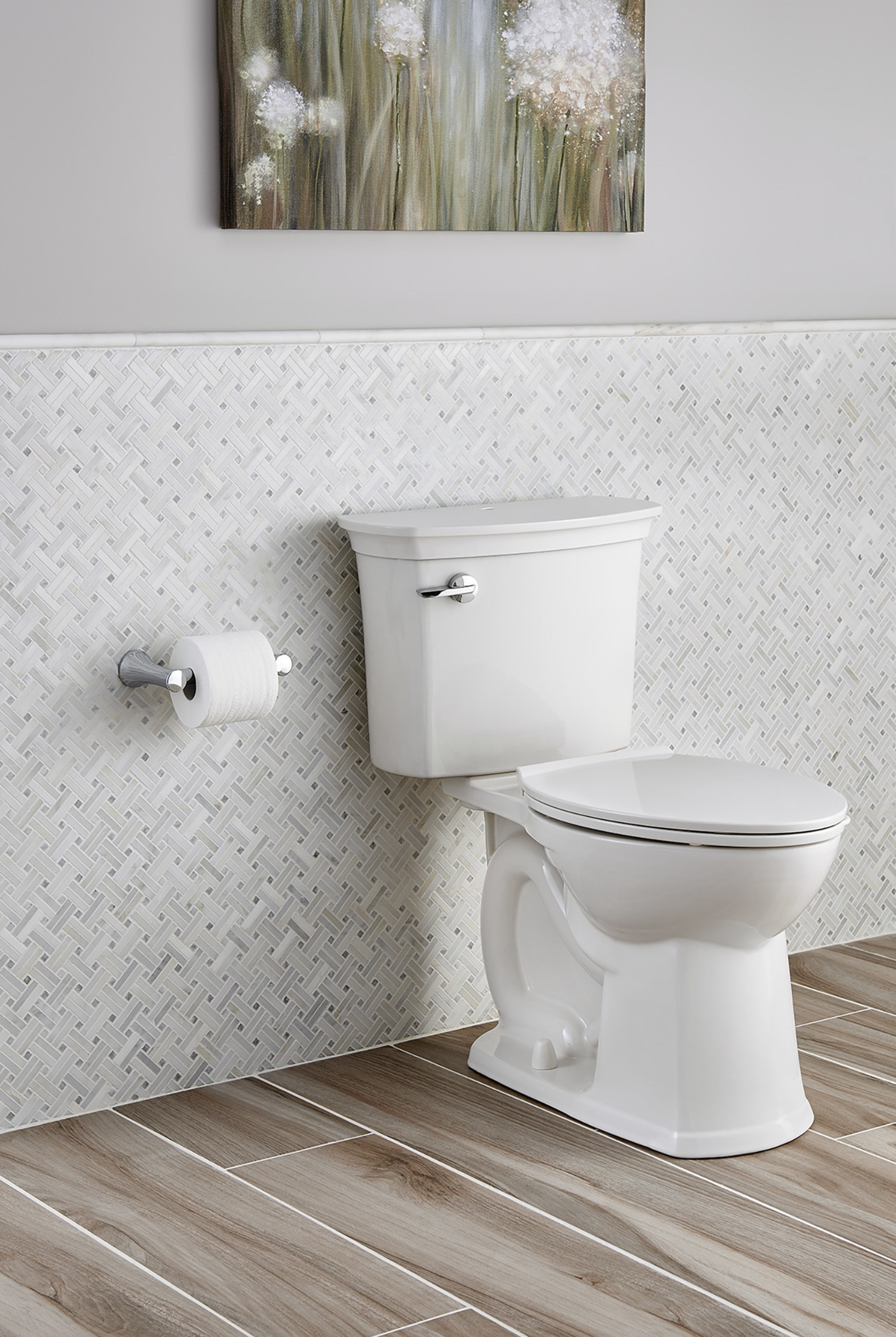 New Acticlean Toilet From American Standard Stays Sparkling
