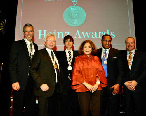 Teresa Heinz and the Heinz Family Foundation Celebrate Recipients of 18th Annual Heinz Awards.  ...