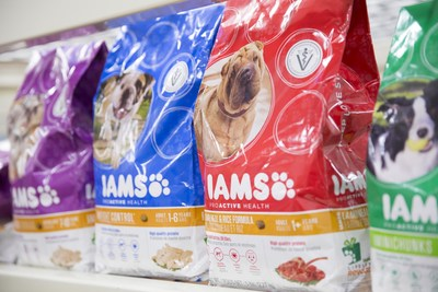 Mars, Incorporated announced today that it has successfully completed its acquisition of the IAMS, EUKANUBA and NATURA brands in North America, Latin America and other select countries from The Procter & Gamble Company (NYSE:PG). (PRNewsFoto/Mars, Incorporated)