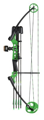 Gen-X, from the makers of Genesis. Ready for range and field, the Gen-X bow is perfect for teenagers involved in archery or adults looking to try the sport for the first time.