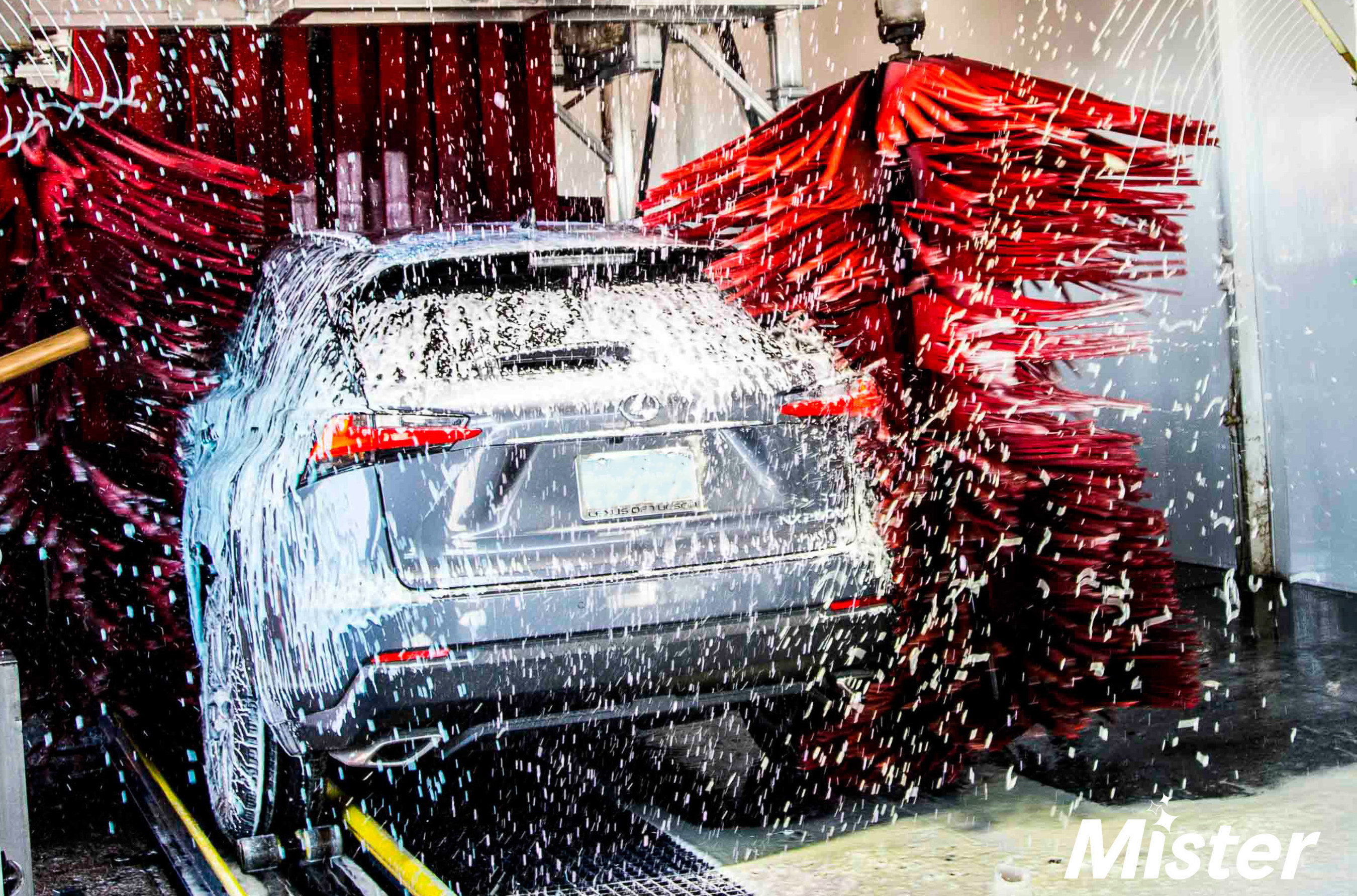 Mister Car Wash, headquartered in Tucson, Arizona, employs close to 7,000 associates in 20 states.
