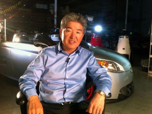 Ki Nam, founder of T3 Motion.  (PRNewsFoto/T3 Motion, Inc.)