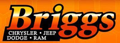 Briggs Chrysler Helps Chrysler Group with Strong September.  (PRNewsFoto/Briggs Chrysler)