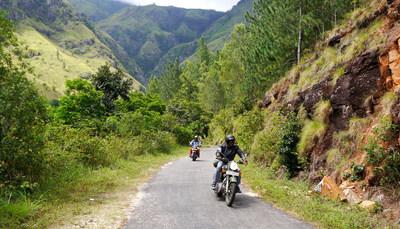 Sri Lanka road trip
