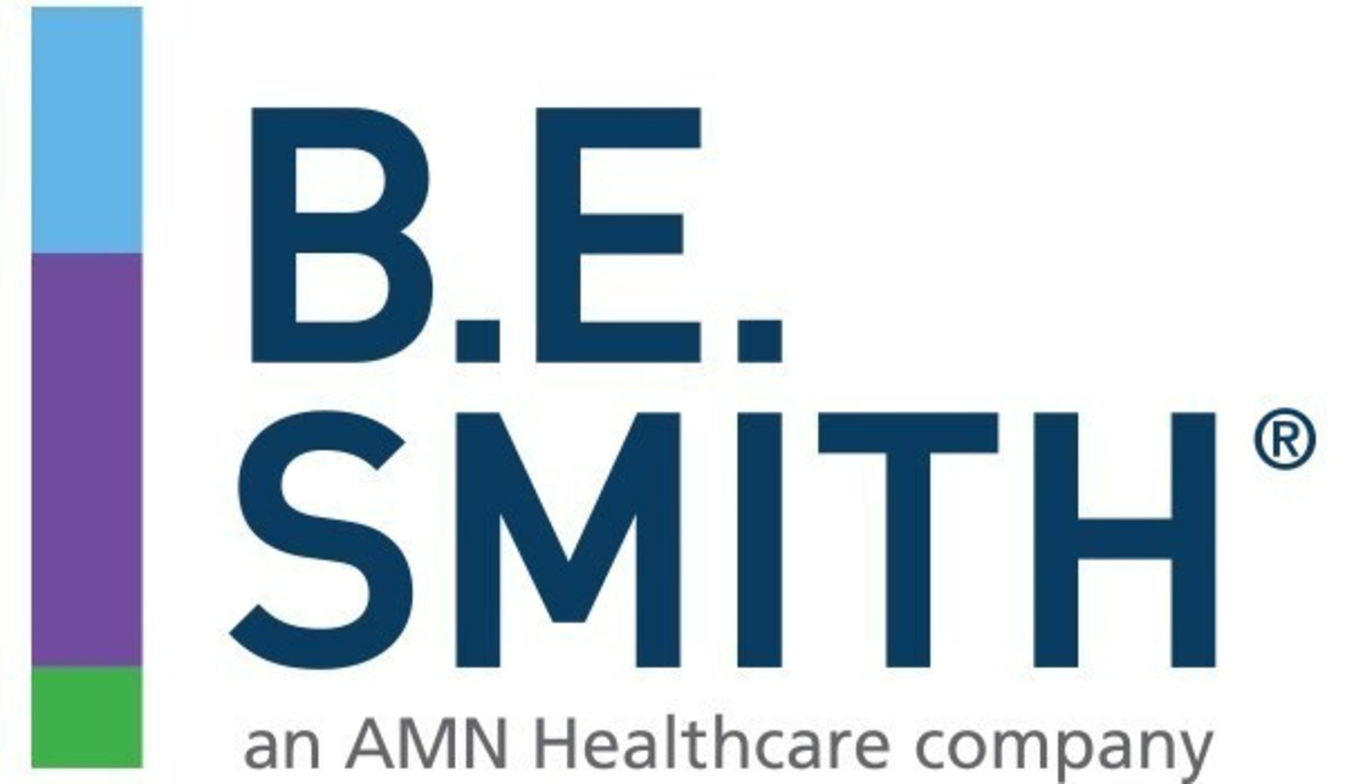 B.E. Smith new logo