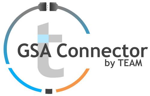 GSA Connector by TEAM.  (PRNewsFoto/TEAM Informatics, Inc.)