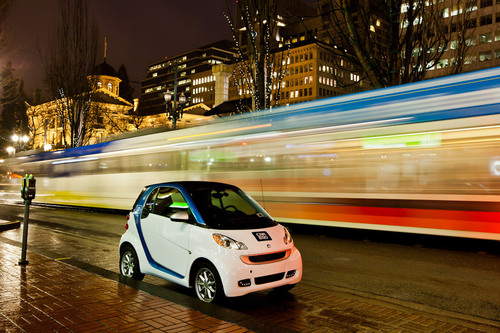 Daimler's car2go Continues Carsharing Expansion from Coast to Coast