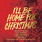 Epic Records Caps Banner Year With The Release Of First Holiday EP Curated By L.A. Reid I'll Be Home For Christmas November 24