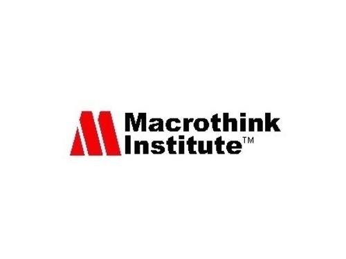 Macrothink Institute Logo (PRNewsFoto/Macrothink Institute)