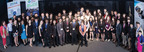 Conrad Foundation Innovation Summit Class of 2014, powered by Lockheed Martin.  (PRNewsFoto/Conrad Foundation)