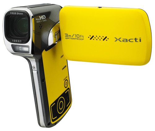 SANYO Takes Underwater Full HD Video to a Whole New Level