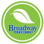Broadway Automotive cares about the environmental impact of automobiles.  (PRNewsFoto/Broadway Automotive)