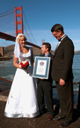 Guinness World Records® Reveals New Tallest Married Couple at the Guinness World Records Museum