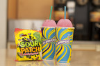 7-Eleven(R) celebrates SOUR PATCH KIDS(R) Day Saturday, July 25, by offering customers free medium Slurpee(R) drinks with the purchase of any SOUR PATCH Kids candy or Stride SOUR PATCH Kids gum. Slurpee-with-purchase offer available through 7-Eleven's mobile app.