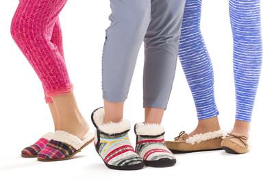 Dearfoams introduces new slipper line for tweens/teens