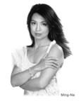 "Ming-Na West, star of ABC's ""Agents of S.H.I.E.L.D."" (PRNewsFoto/American Gem Trade Association)"