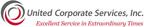United Corporate Services, Inc. Logo.  (PRNewsFoto/United Corporate Services, Inc.)