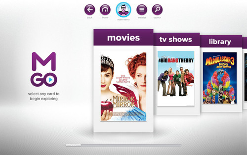 DreamWorks Animation & Relativity Media Team Up with M-GO to Give Instant Access to New Blu-ray &