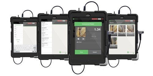 Modustri launches first app in NDT field for monitoring and documenting inspections.    (PRNewsFoto/Modustri)
