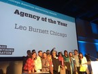 Leo Burnett Chicago Named Agency of the Year at the Chicago Advertising Federation's American Advertising Awards