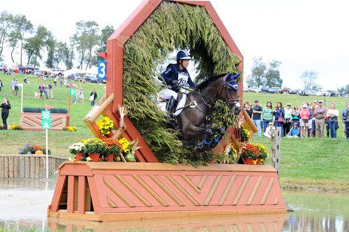 Bayer's Legend Rider, Lynne Symansky (PRNewsFoto/Bayer HealthCare)
