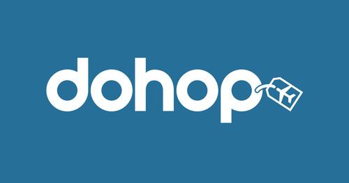 Dohop Logo (PRNewsFoto/Dohop_com)