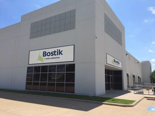 New Bostik Production & Training Facility, Dallas (PRNewsFoto/Bostik)