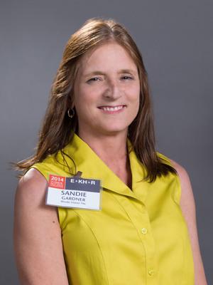 Meet Sandie Gardner, President of U-Haul Company of Rhode Island.  (PRNewsFoto/U-Haul)