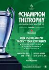 Heineken® trae a Estados Unidos la gloria de la UEFA Champions League con un tour interactivo del trofeo en tres ciudades
