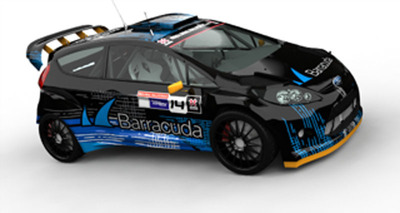 #14 Barracuda Racing Ford Fiesta