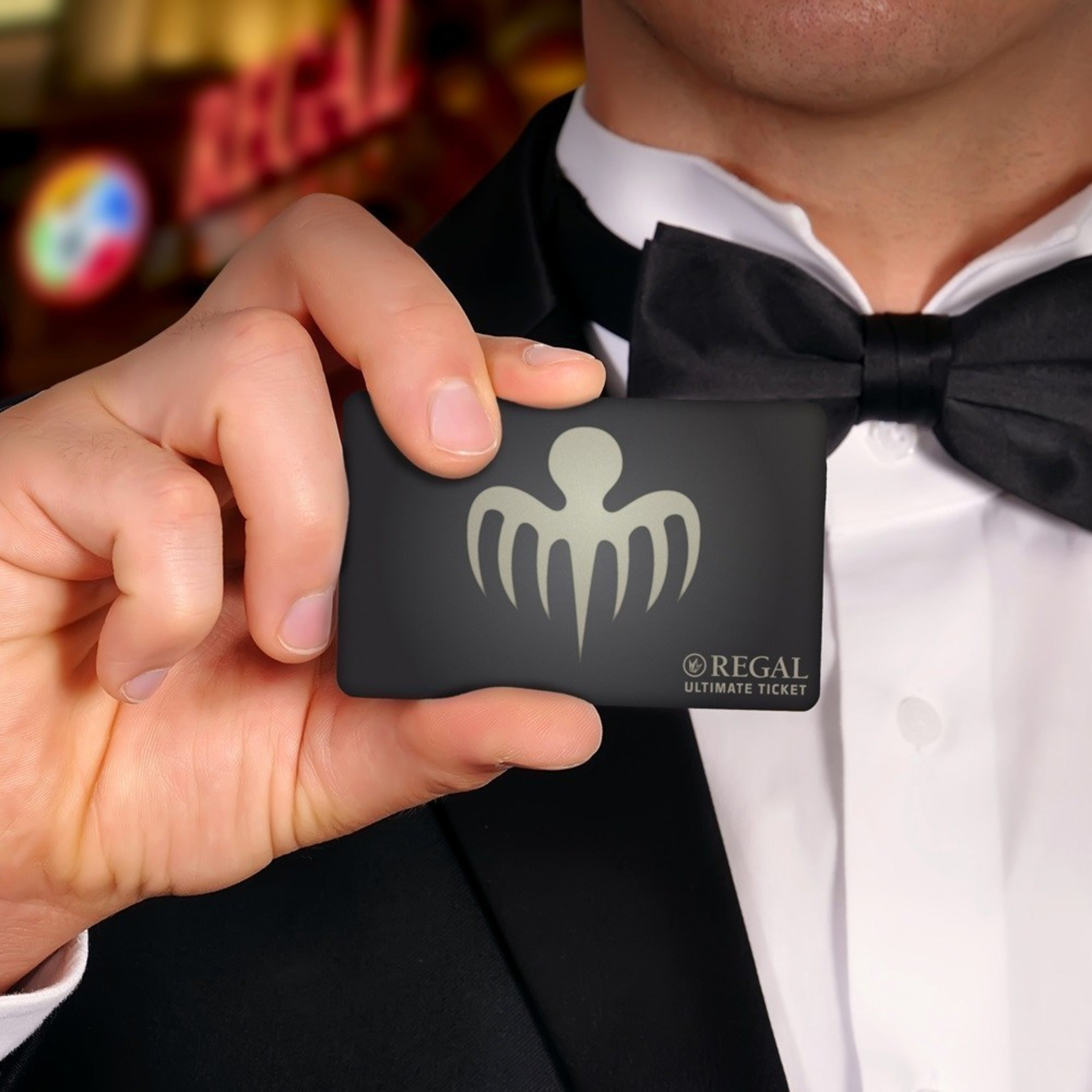 Regal has the Ultimate Ticket to Spectre