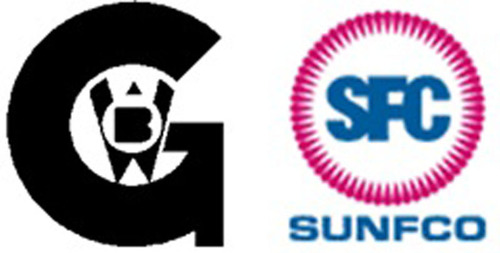 GWB and Sunfco Logos.  (PRNewsFoto/Golden West Biologicals, Inc.)