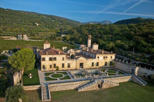 Allegrini's Villa della Torre Estate (PRNewsFoto/Select Italy)