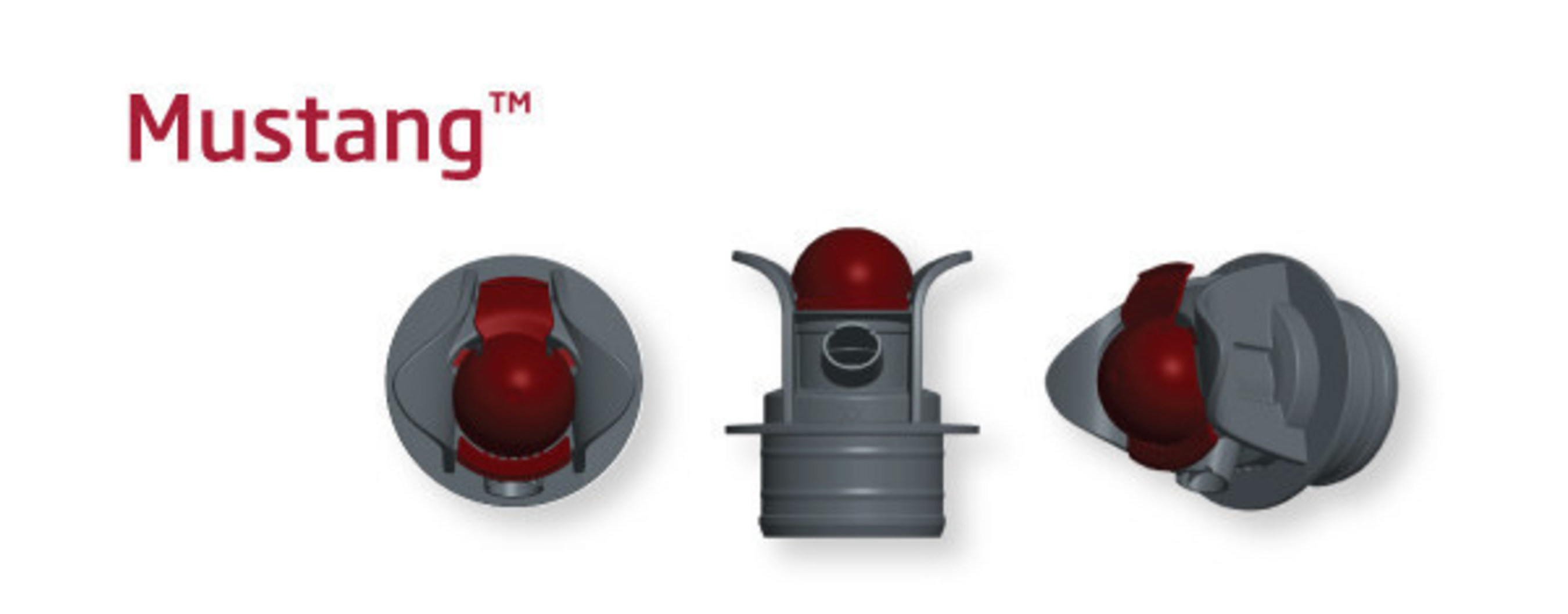 Worldwide Dispensers™ unveils Mustang™ Front Push Tap