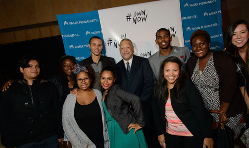 NBA Stars Chris Paul and Stephen Curry Join Kaiser Permanente in Encouraging Young Adults to #OwnNow.  ...