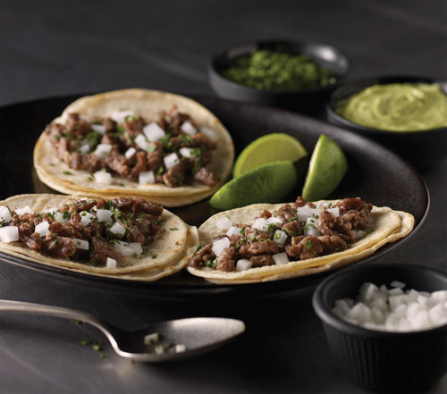 Taco Cabana Celebrates National Taco Day With Launch of New Street Tacos. (PRNewsFoto/Taco Cabana)