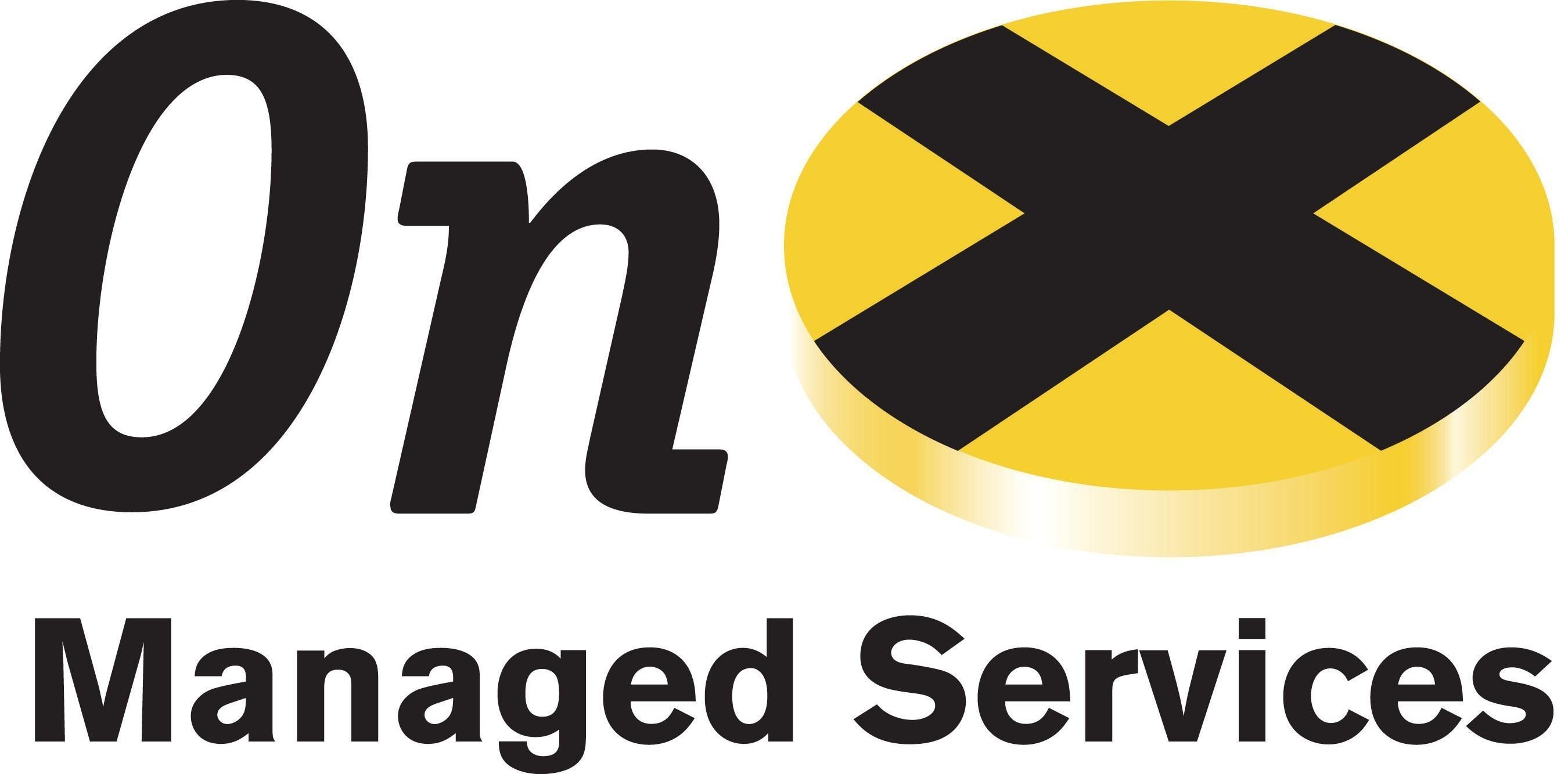 OnX Managed Services Logo (PRNewsFoto/OnX Enterprise Solutions)