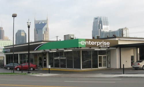 Enterprise Holdings -- which owns and operates the Enterprise Rent-A-Car, National Car Rental and Alamo Rent A Car brands -- has hired more than 250 new employees in Nashville during the last year. The company also plans to add even more jobs, many of which will support the opening of as many as four new car rental locations in the next year. (PRNewsFoto/Enterprise Holdings)