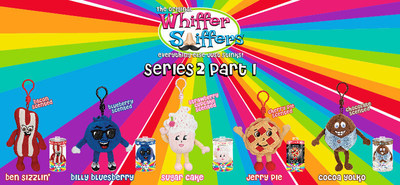 Whiffer Sniffers Scented Backpack Clips are the Hot New Toy