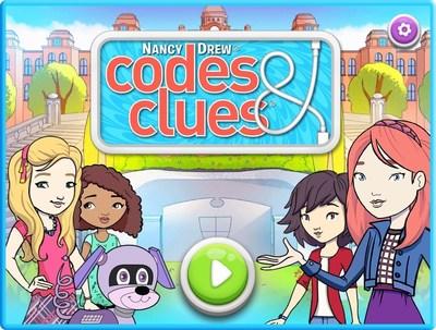 Nancy Drew: Codes & Clues screenshot